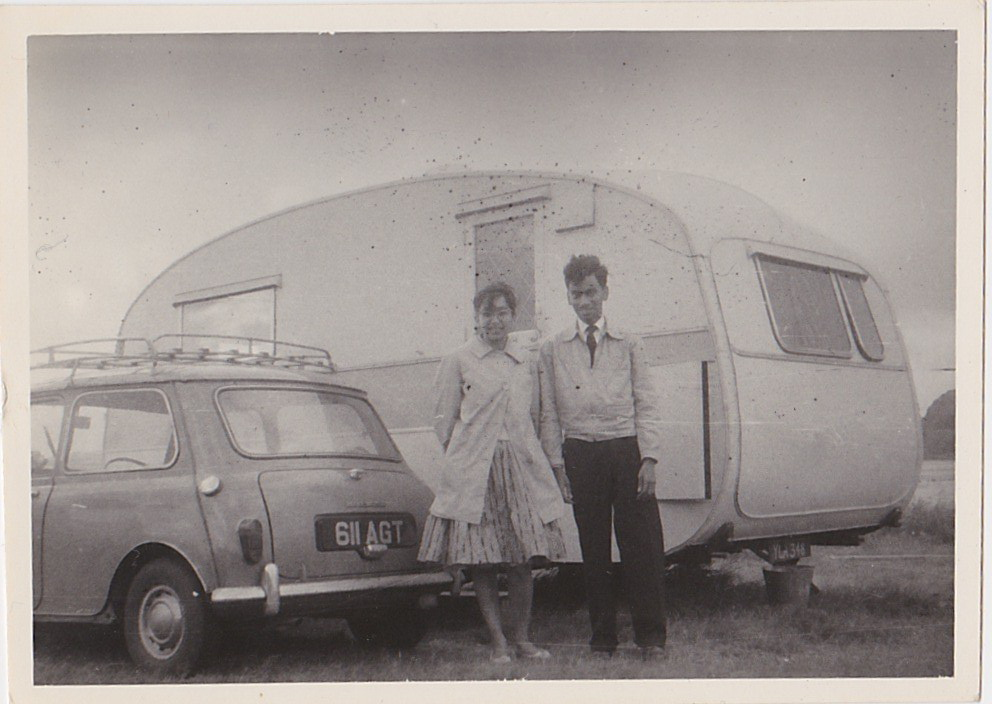 Mum and Dad loved to Carvan with a Mini.jpg